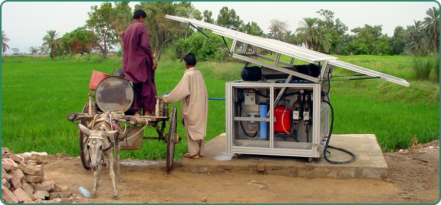 Spectra Watermakers Solar Powered Desalination Systems
